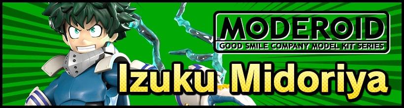MODEROID Izuku Midoriya